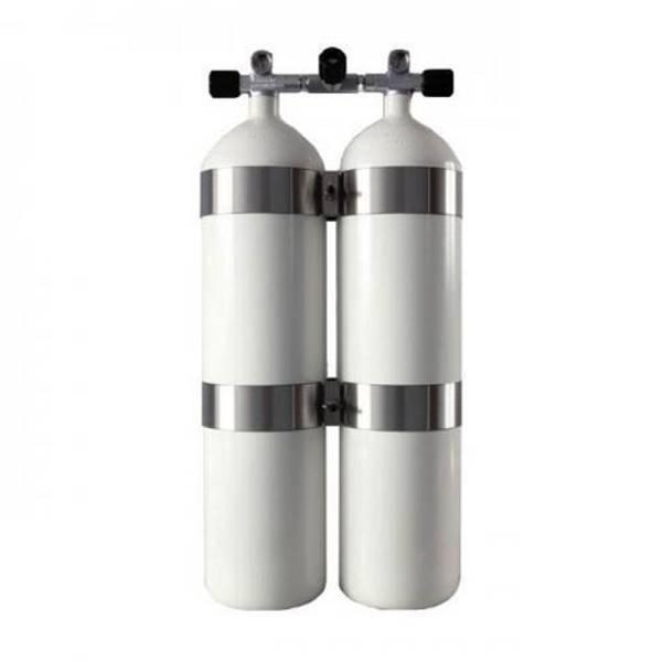 Bilde av Pakke trykktesting, service av flaskekran og