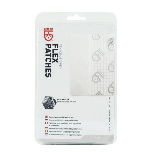 Bilde av Gear Aid Tenacious Tape, Flex Patches, TPU