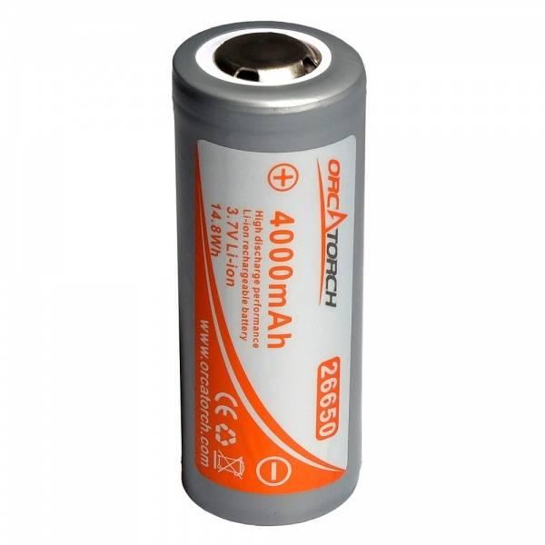 Bilde av Orcatorch batteri 26650, 5000mAh