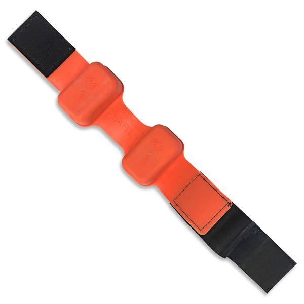 Bilde av Saplast ankellodd 0,5 kg oransje