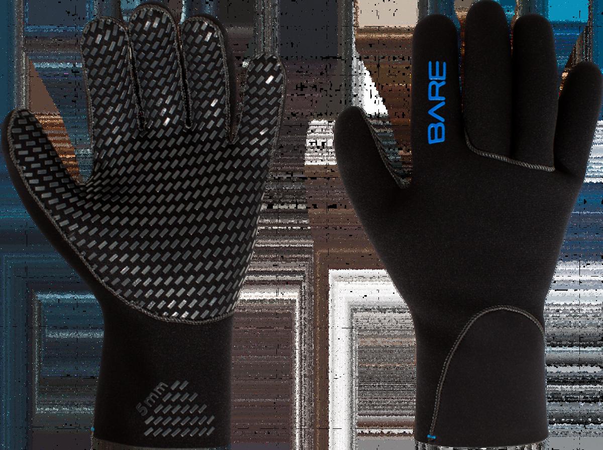 BARE 5mm hanske