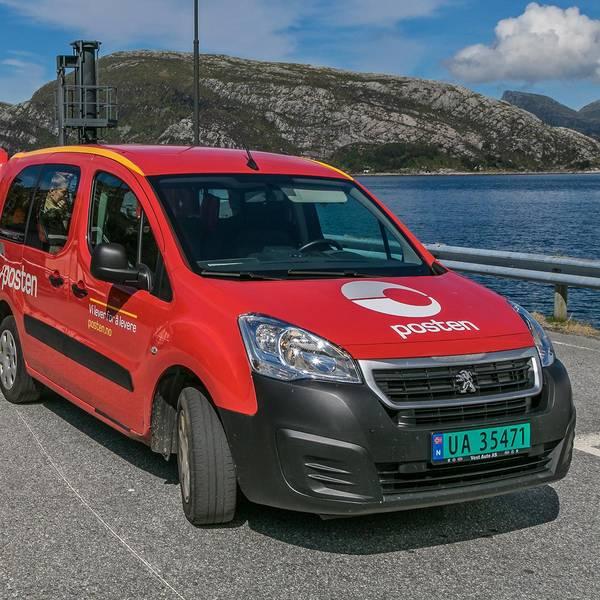 Bilde av Frakt serviceverksted