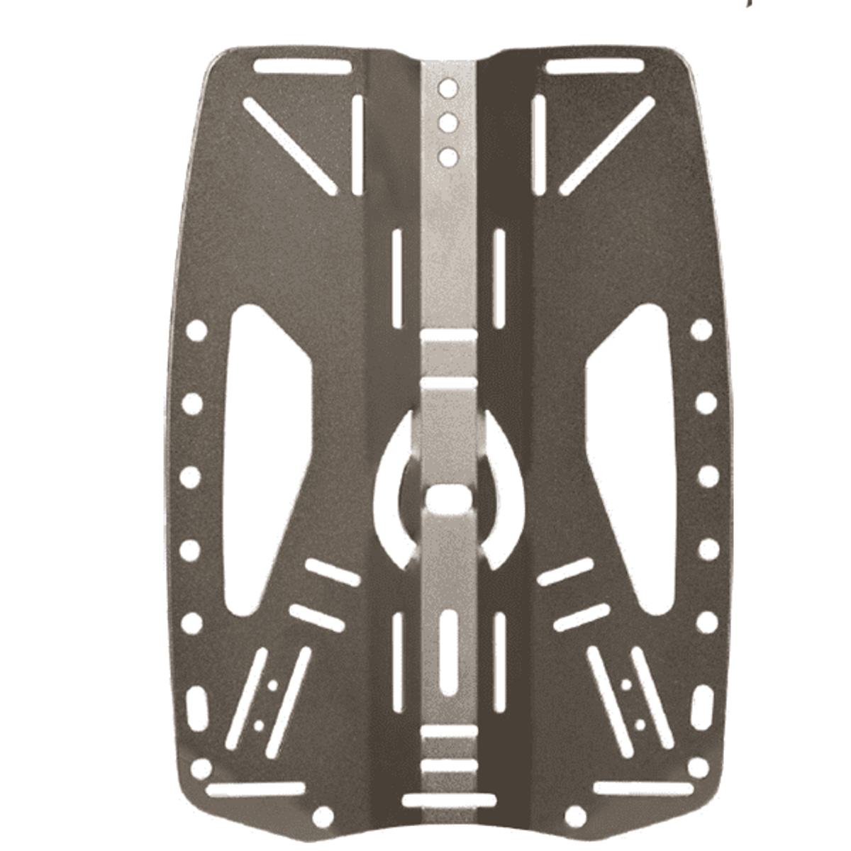 Hollis bakplate 2.0, stål