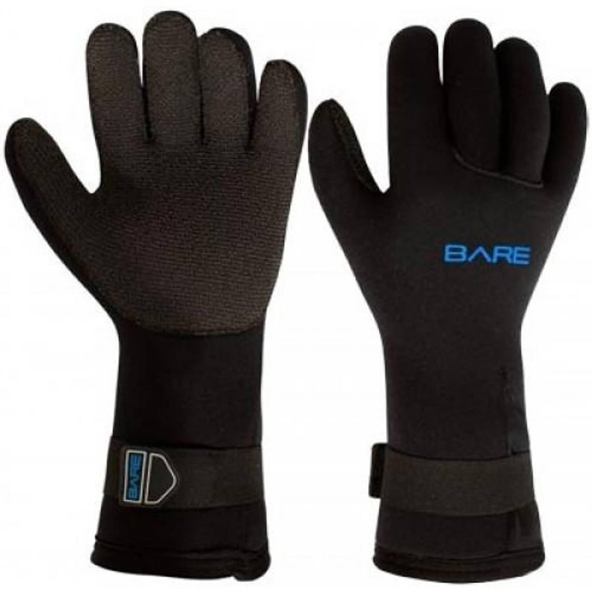 BARE 5mm K-palm Gauntlet hanske