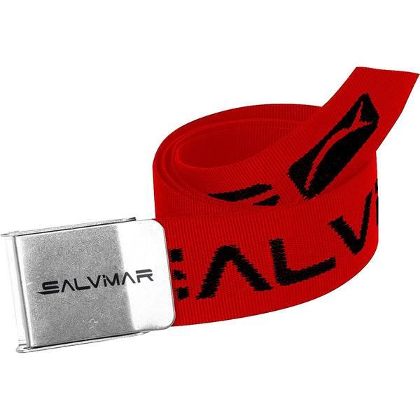 Bilde av Salvimar blybelte i nylon rødt