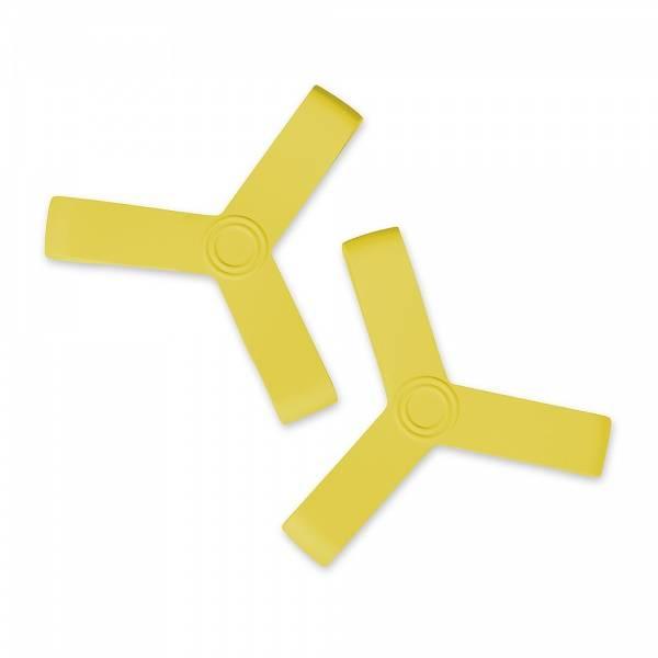 Bilde av Finnekryss gult
