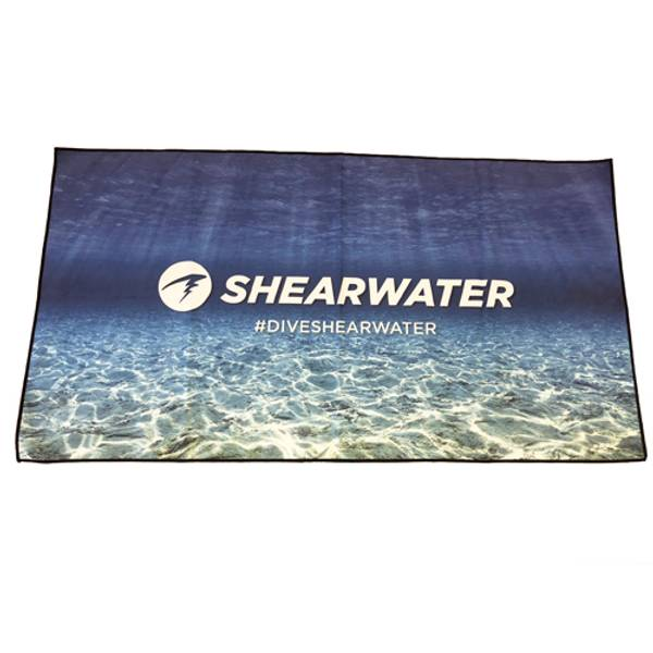 Bilde av Shearwater håndkle, hurtigtørkende