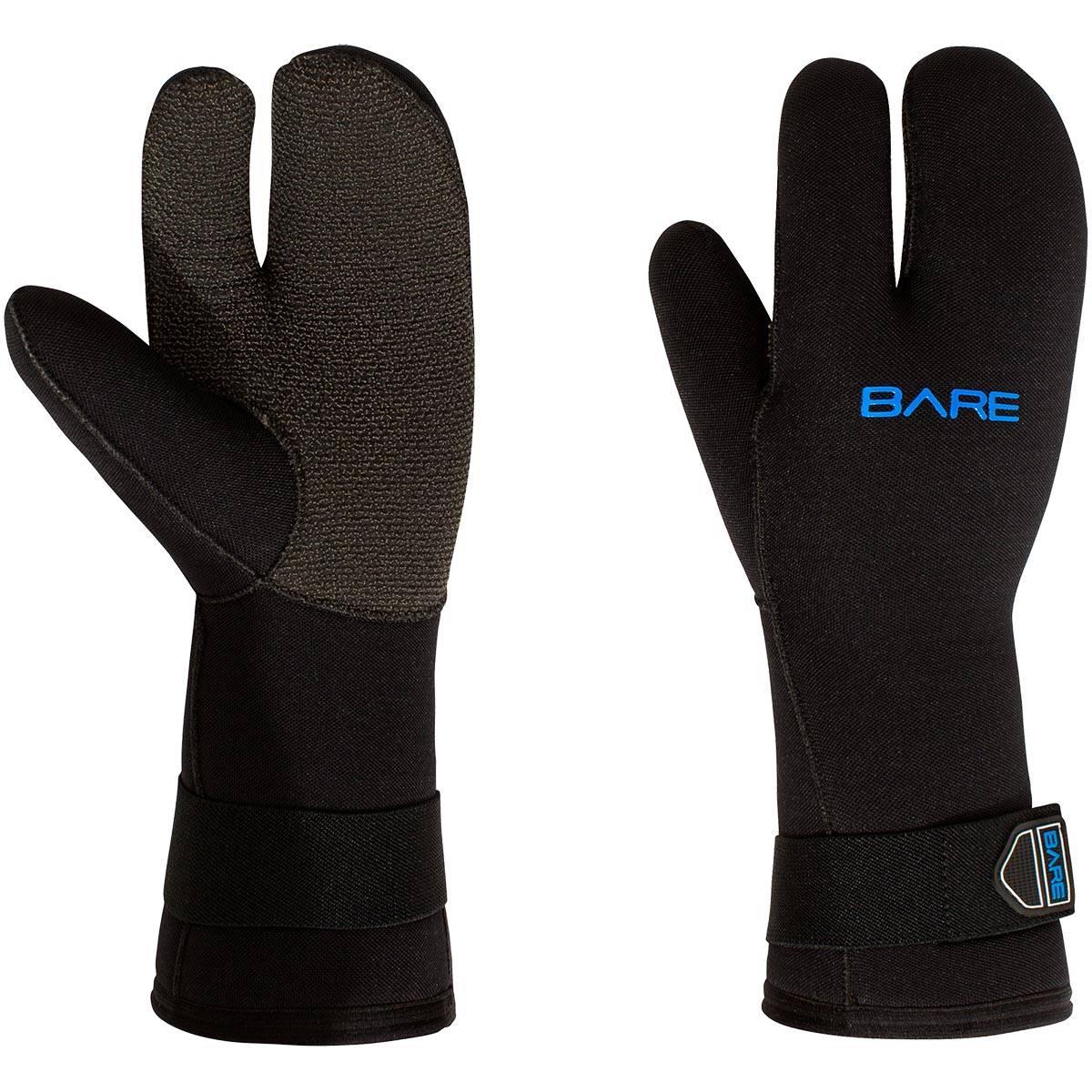 BARE 7mm K-palm 3-fingervott