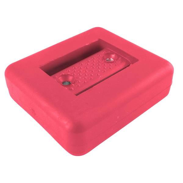 Bilde av 1 kg gummiert rosa Saplast