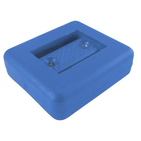 Bilde av 1 kg gummiert blå Saplast