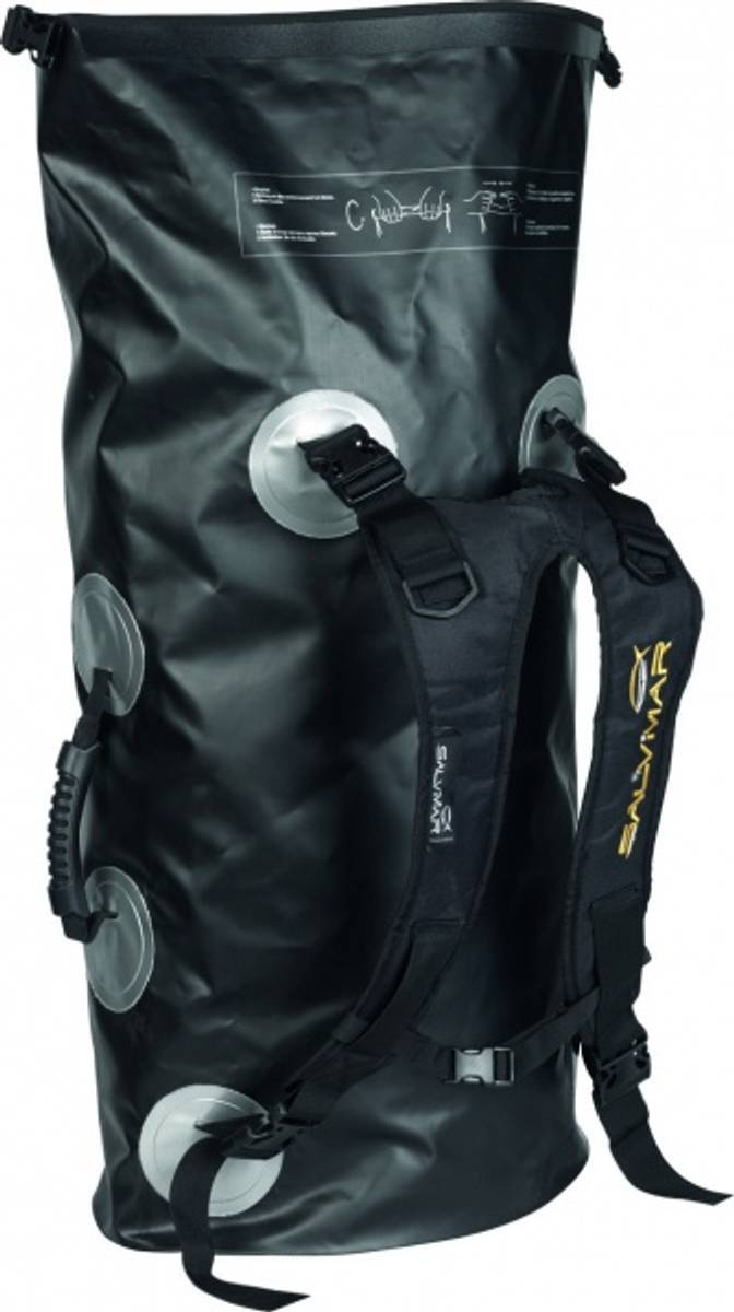 Salvimar Dry backpack 60/80