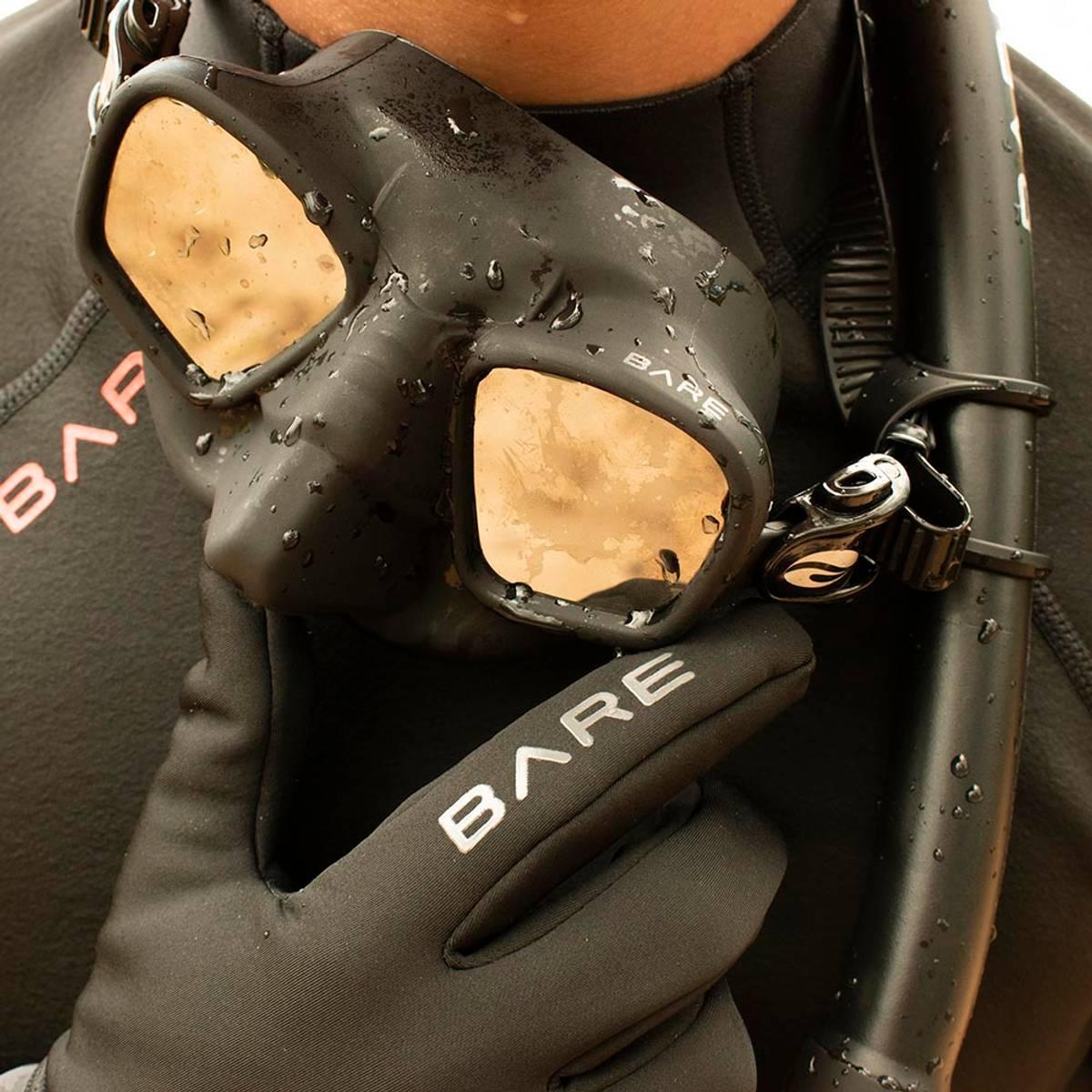 BARE ExoWear hansker