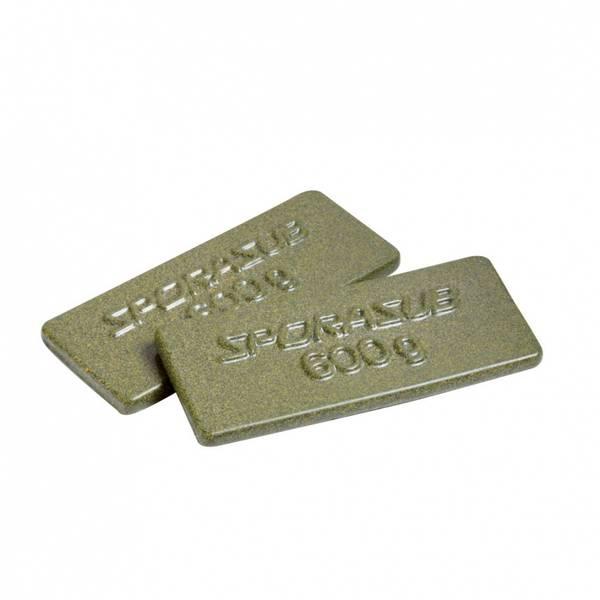 Bilde av Sporasub blyplater til blyvest 600g
