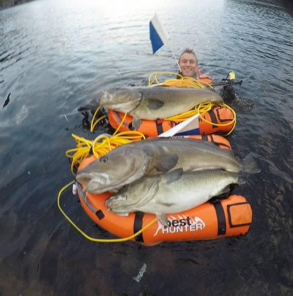 Bilde av Guidet undervannsjakt 2-4 personer