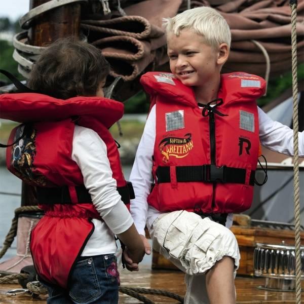 Bilde av Regatta redningsvest Kaptein Sabeltann
