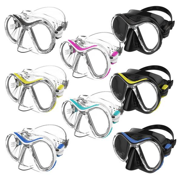 Bilde av Oceanic OceanVU maske