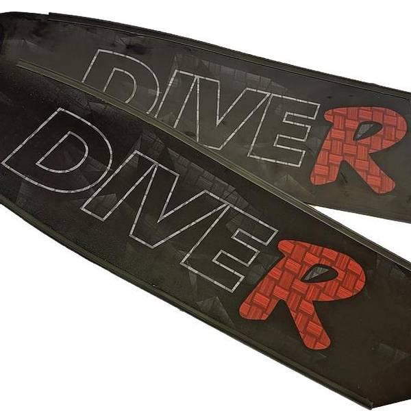 Bilde av DiveR Frivannsliv -Innegra Carbon Red R