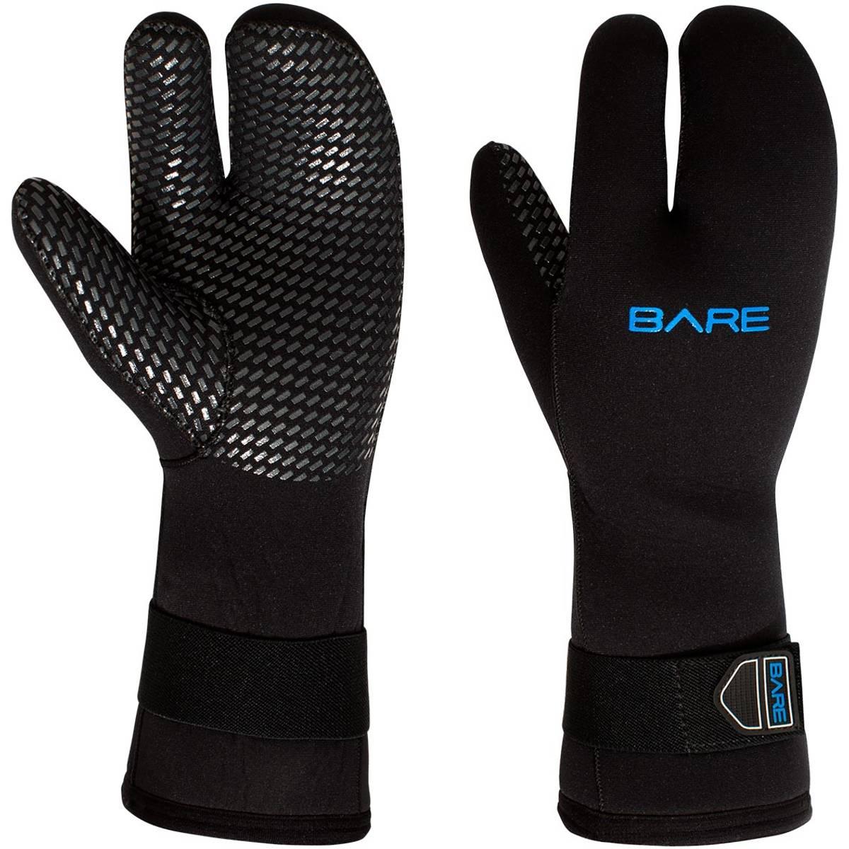 BARE 7mm 3-fingervott