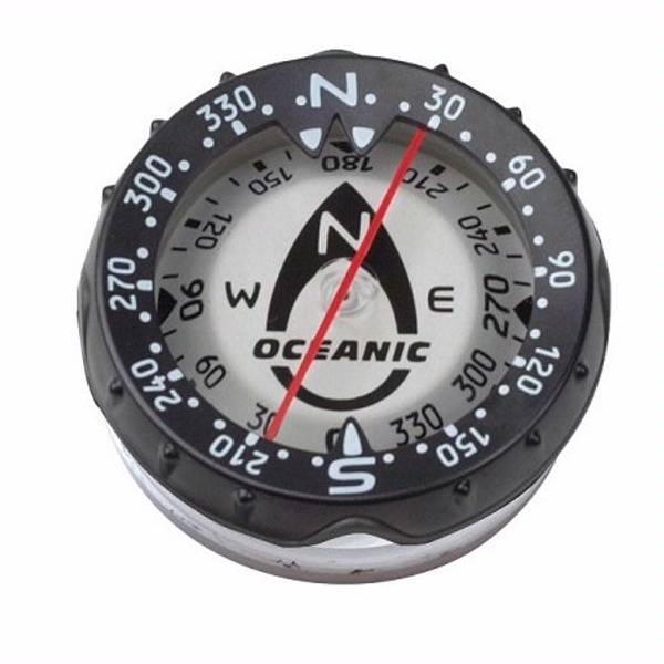 Bilde av Oceanic SWIV kompass med bungee