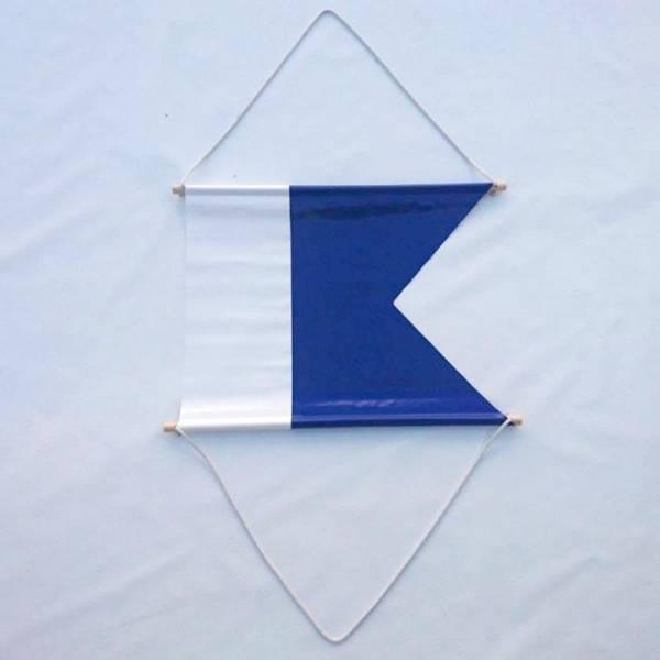 Bilde av Dykkerflagg i PVC