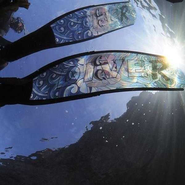 Bilde av DiveR Frivannsliv - Neptune Fiber Soft