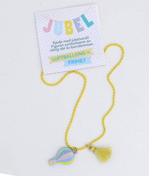 Bilde av KJEDE - Luftballong : Frihet