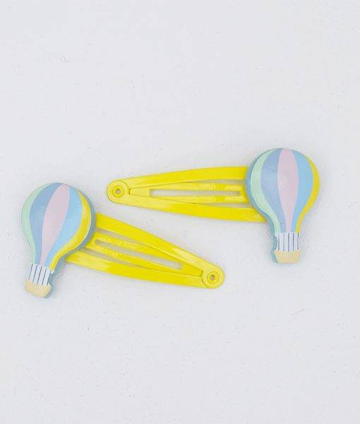 Bilde av HÅRSPENNER - Luftballong / Elefant