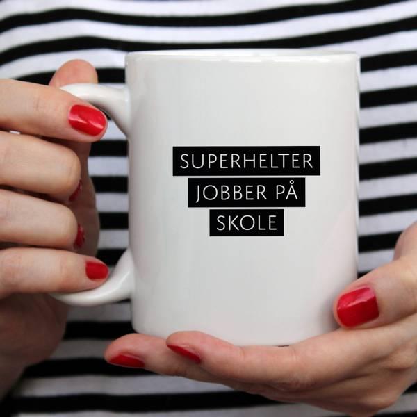 Bilde av KOPP - Superhelter Skole