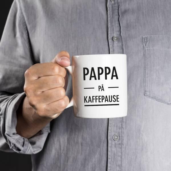 Bilde av KOPP - Pappa På Kaffepause