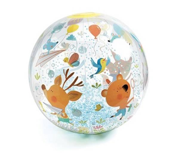 Bilde av BADEBALL - Bubbles - Djeco