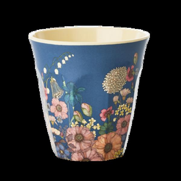 Bilde av KOPP - Flower Collage Print - Rice