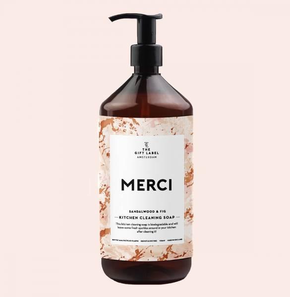 Bilde av KJØKKENSÅPE - Merci - The Gift Label