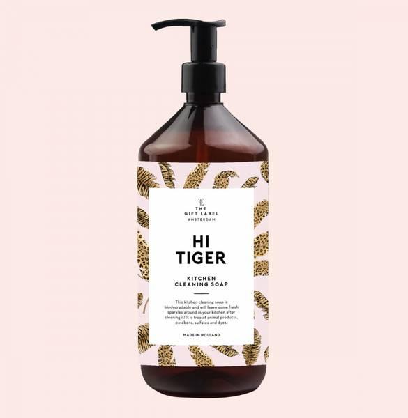 Bilde av KJØKKENSÅPE - Hi Tiger - The Gift Label