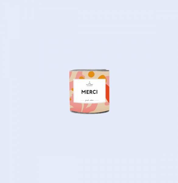 Bilde av LITE DUFTLYS -Merci - The Gift Label