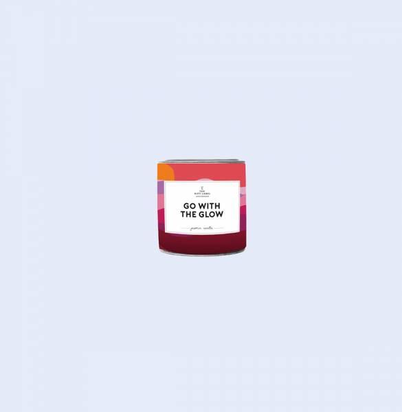 Bilde av LITE DUFTLYS - Go With The Glow - The Gift Label