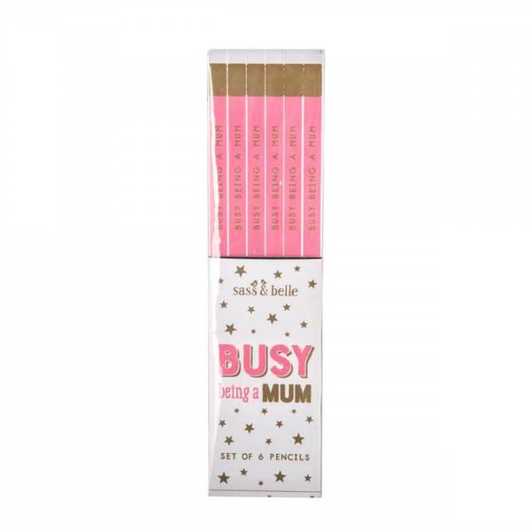 Bilde av BLYANTER - Busy Being A Mum