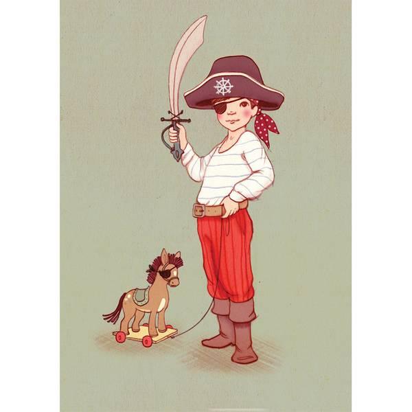 Bilde av KORT - Ahoy There - Belle & Bo
