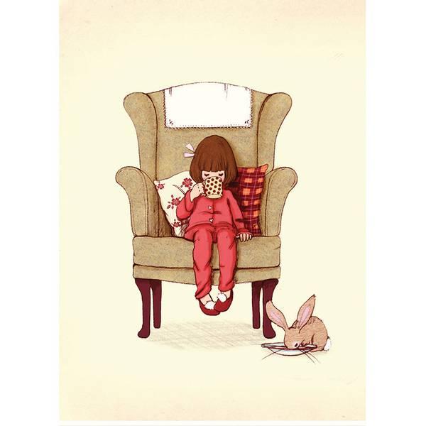 Bilde av KORT - Hot Chocolate - Belle & Bo
