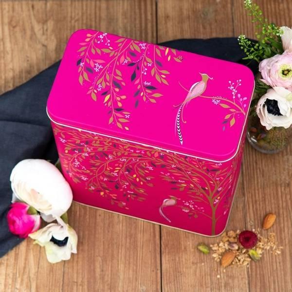 Bilde av BOKS - Pink Birds - Sara Miller