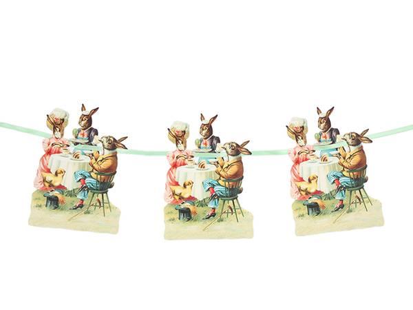 Bilde av GIRLANDER - Easter Bunny