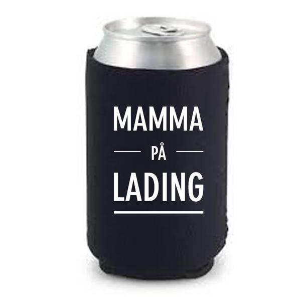 Bilde av BOKSKJØLER - Mamma På Lading