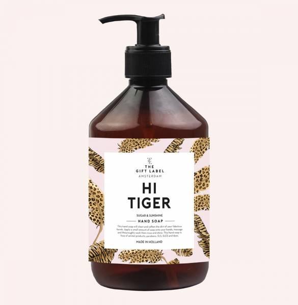 Bilde av HÅNDSÅPE - Hi Tiger - The Gift Label