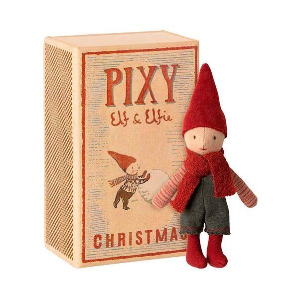 Bilde av PIXY - Elf i Boks - Maileg