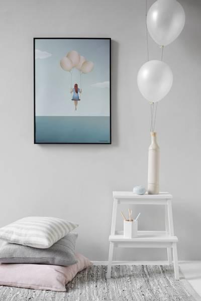 Bilde av PLAKAT - Ballong Drøm - Vissevasse