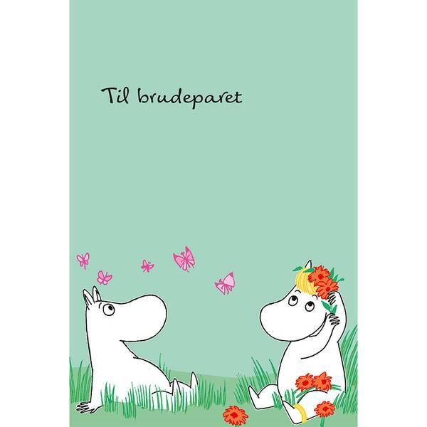 Bilde av MUMMIKORT - Til Brudeparet