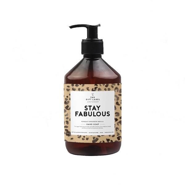 Bilde av HÅNDSÅPE - Stay Fabulous - The Gift Label