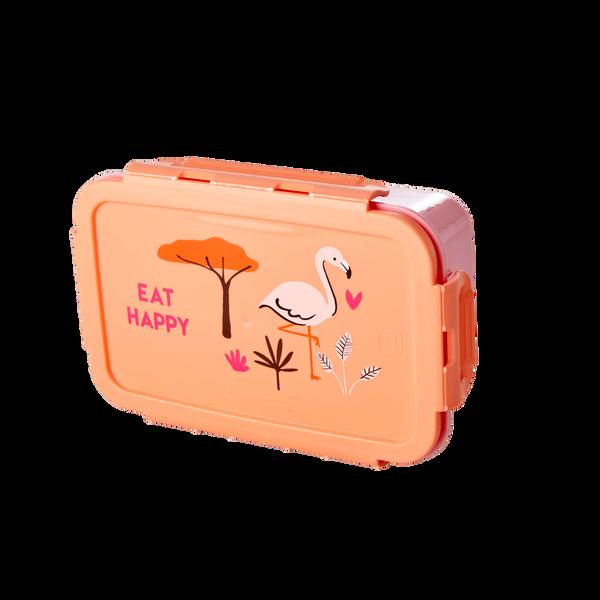 Bilde av STOR MATBOKS - Flamingo - Rice