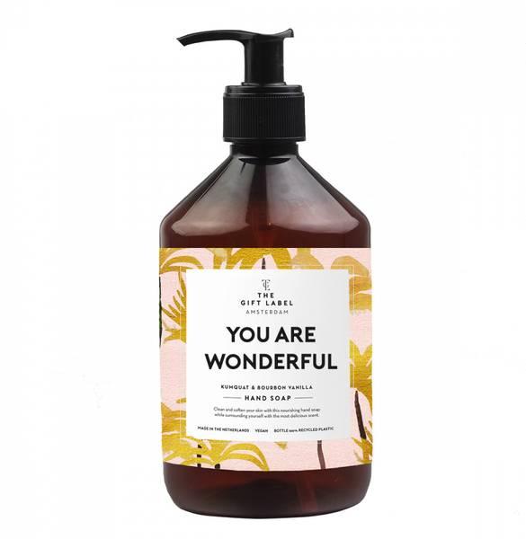 Bilde av HÅNDSÅPE - You Are Wonderful - The Gift Label