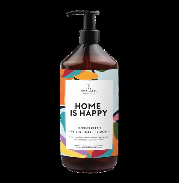 Bilde av KJØKKENSÅPE - Home Is Happy - The Gift Label