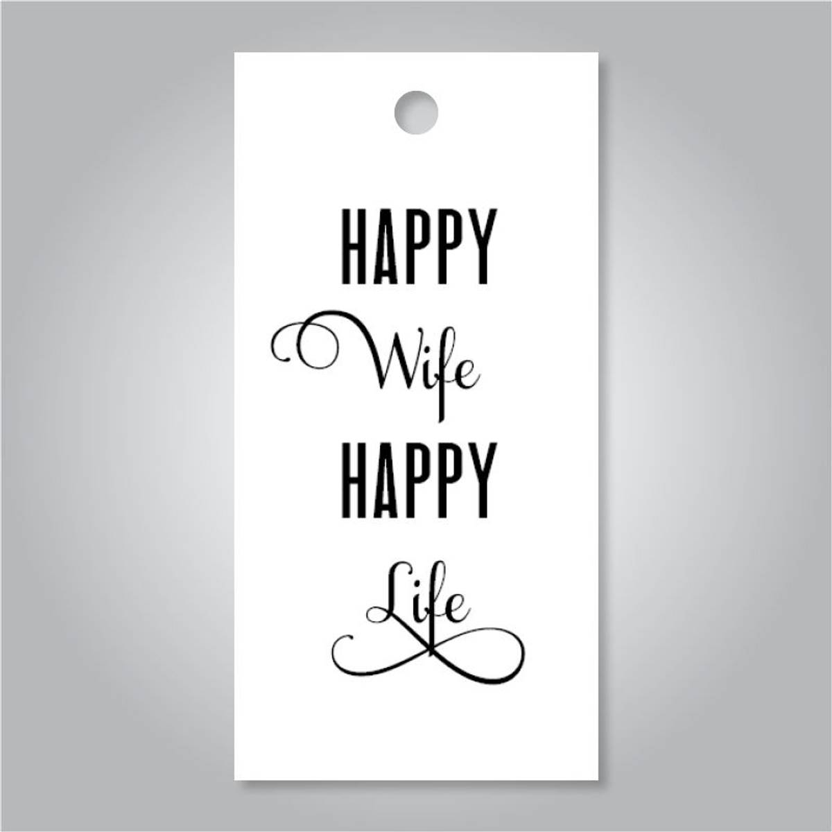 TAGS - Happy Wife